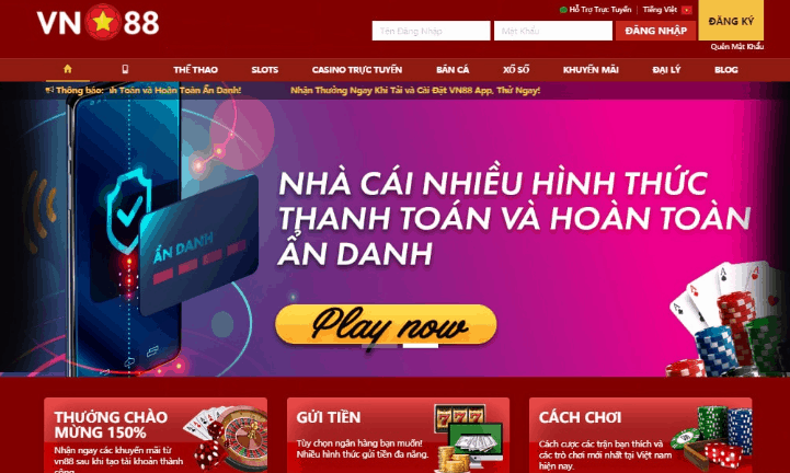 VN88 Casino Review